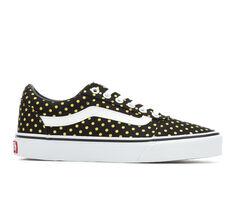 Women's Vans Ward Dots Skate Shoes