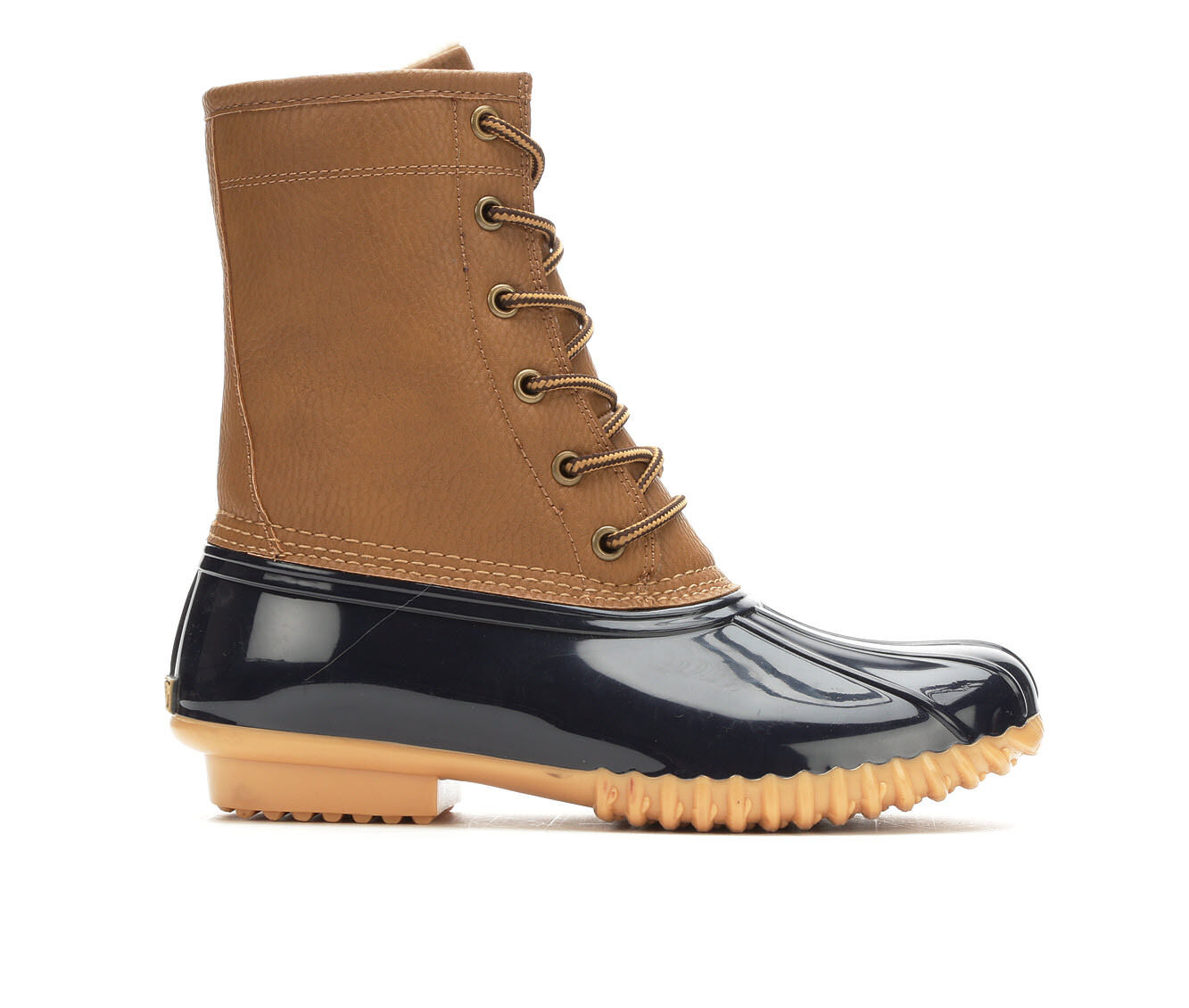 Women's Sporto Dakota Duck Boots Navy