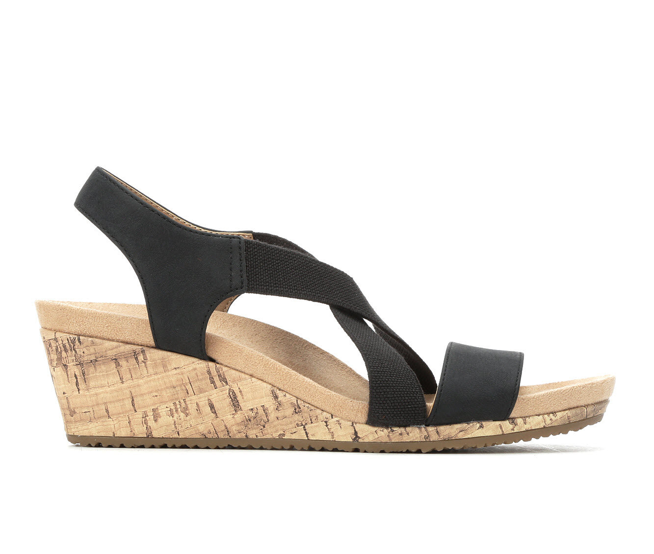 Weekly Specials Women's LifeStride Mexico Wedges Black