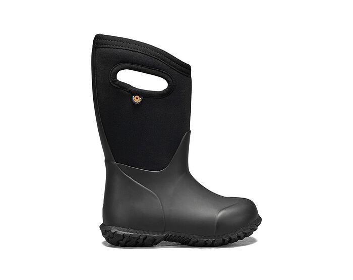 Kids' Bogs Footwear Little Kid & Big Kid York Solid Eco-Friendly Rain Boots