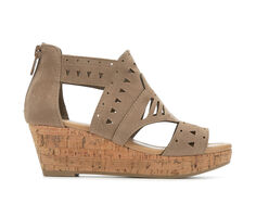 Girls' Y-Not Little Kid & Big Kid Cassie III Wedge Heels