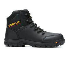 Men's Caterpillar Resorption Waterproof Comp Toe Work Boots