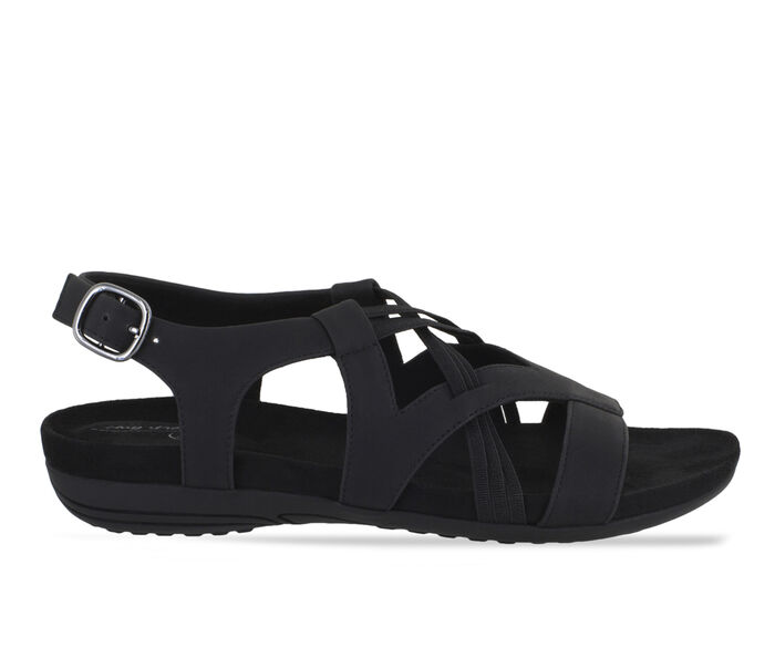 Women's Easy Street Jessica Strappy Sandals