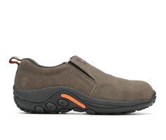 Women's Merrell Work Jungle Moc Alloy Toe Work Shoes