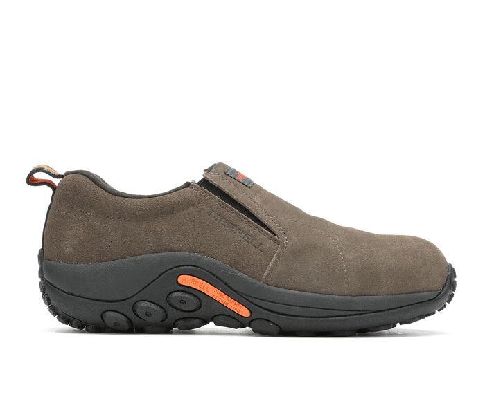 Women's Merrell Work Jungle Moc Alloy Toe Work Shoes