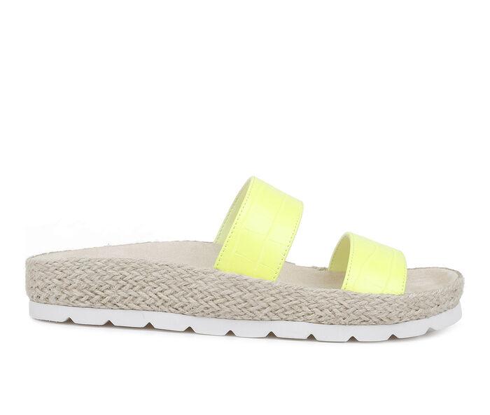 Women's Rampage Abbie Flatform Sandals