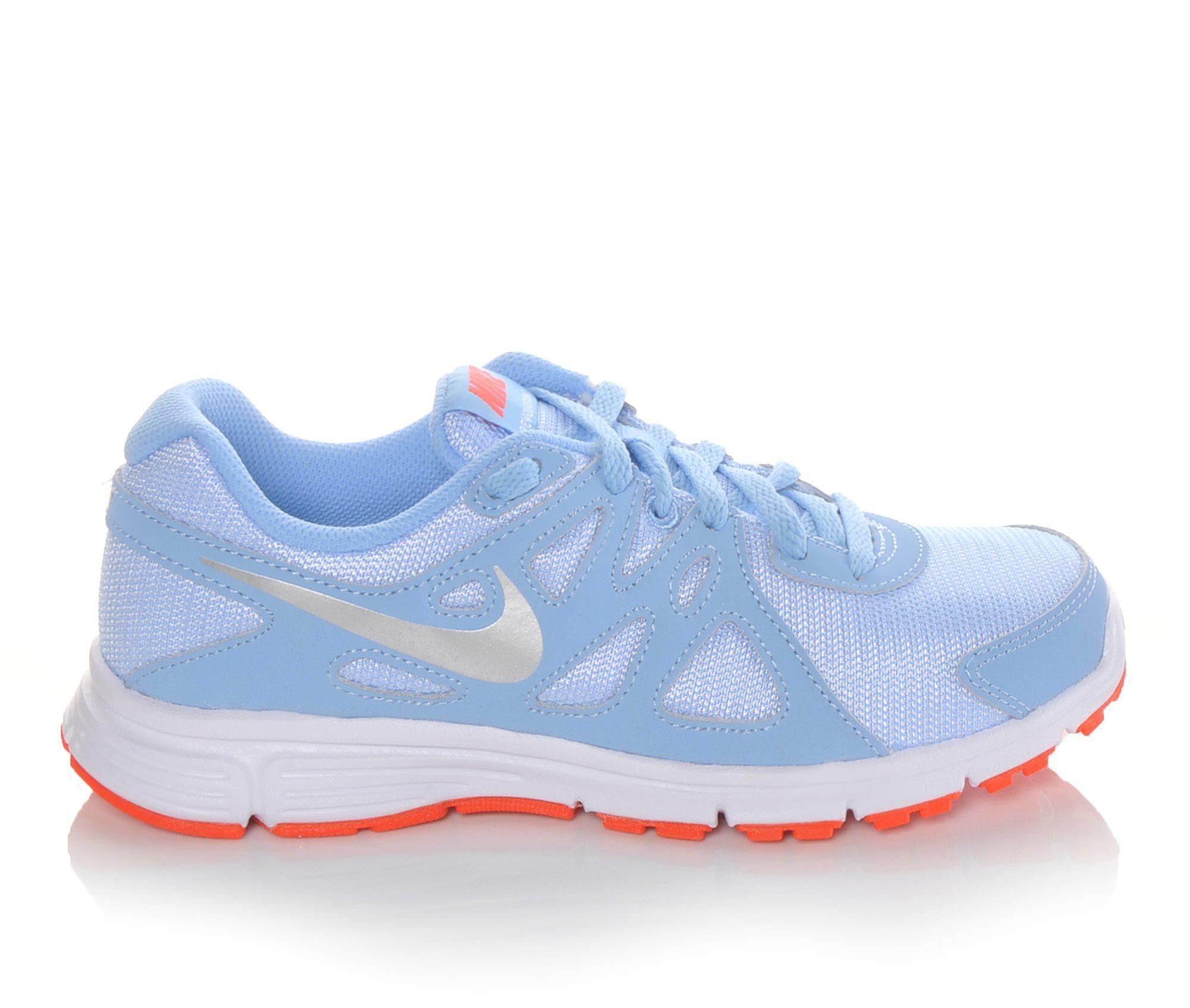 girls nike revolution 2 3.5 7 running shoes
