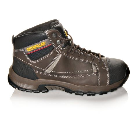 Men's Caterpillar Regulator Steel Toe Work Boots