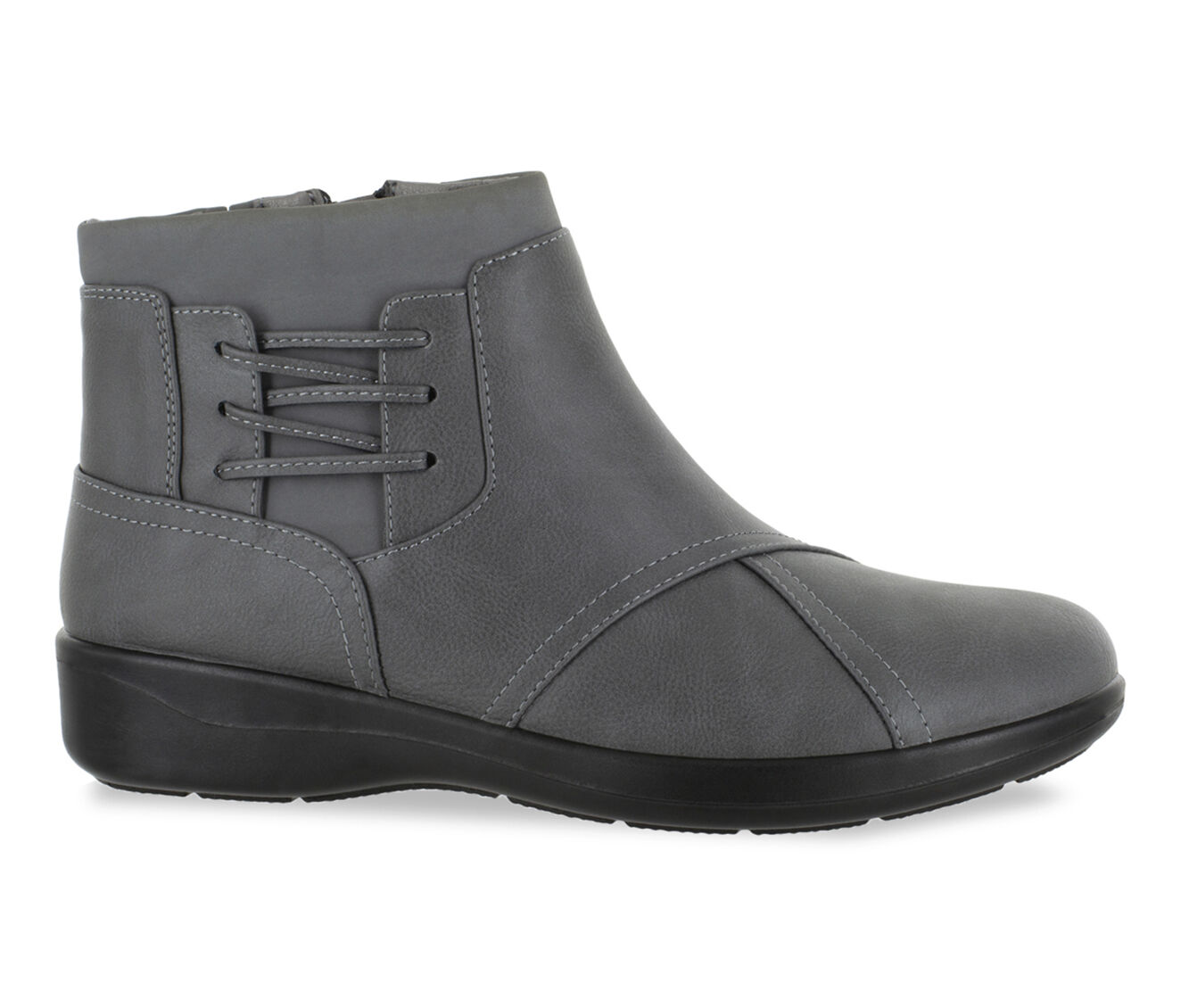 Women's Easy Street Guild Booties Grey