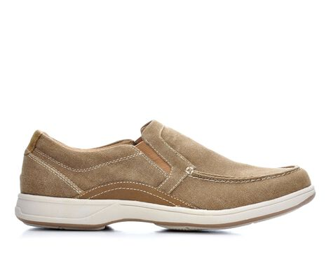 Men's Florsheim Lakeside Canvas Boat Shoes