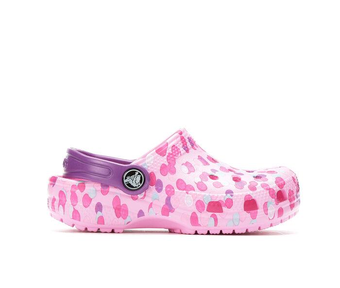Girls' Crocs Infant & Toddler Classic Graphic Clog