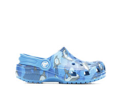 Kids' Crocs Little Kid Classic Shark Clogs