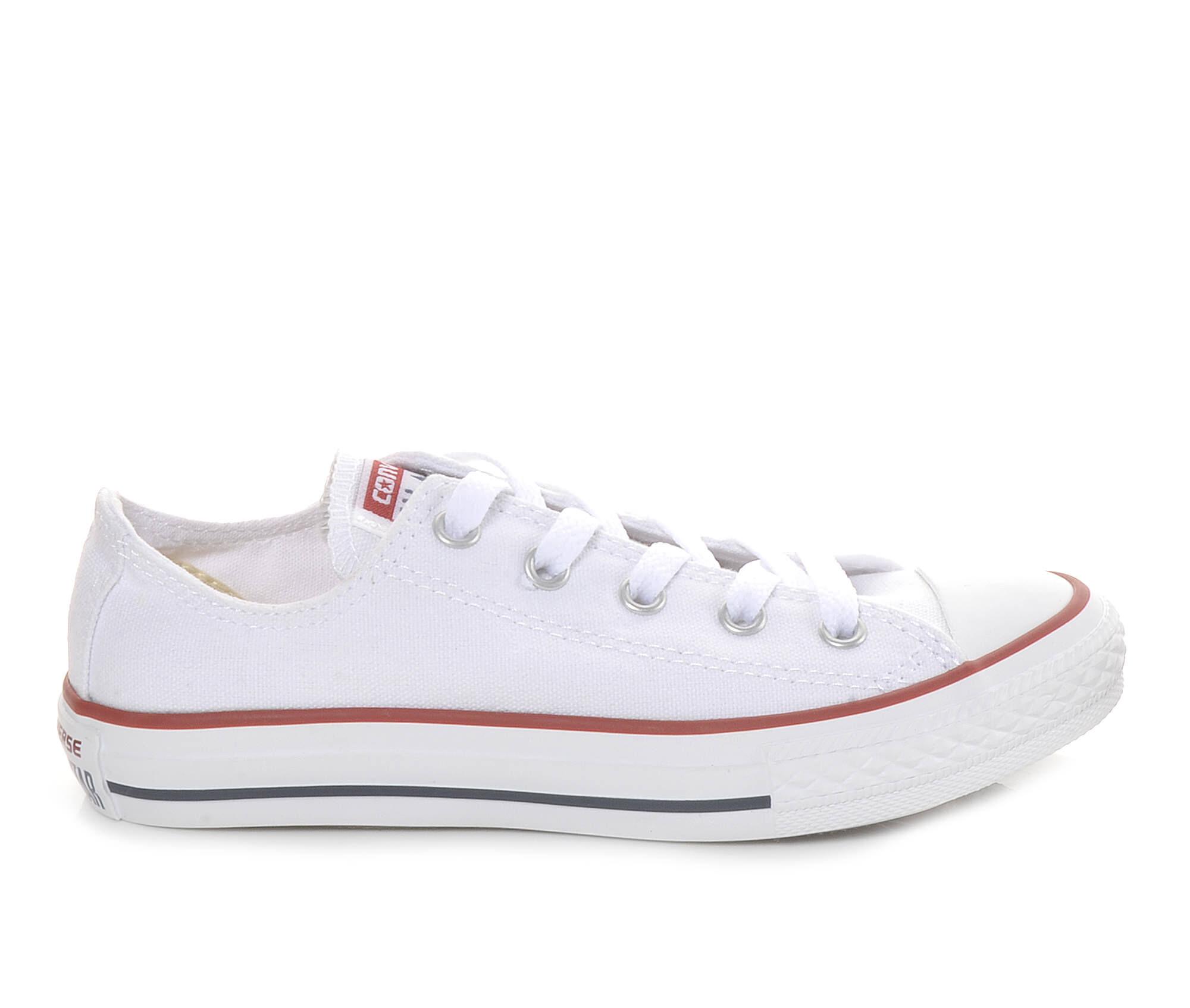 Ox Kids' Little Kid SneakersShoe Carnival Converse White Optic Ygvby6f7