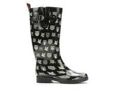 Women's Capelli New York Pop Owls Rain Boots
