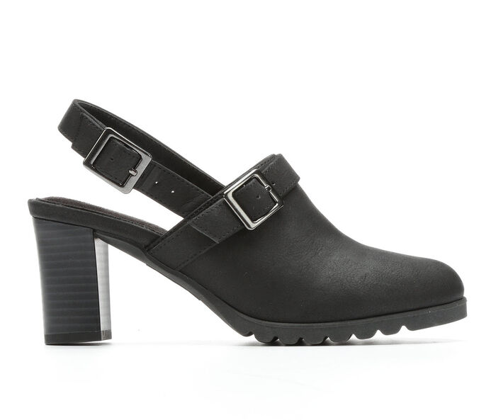 Women's Easy Street Linett Heeled Clogs