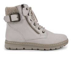 Women's Cliffs by White Mountain Kelsie Lace-Up Booties
