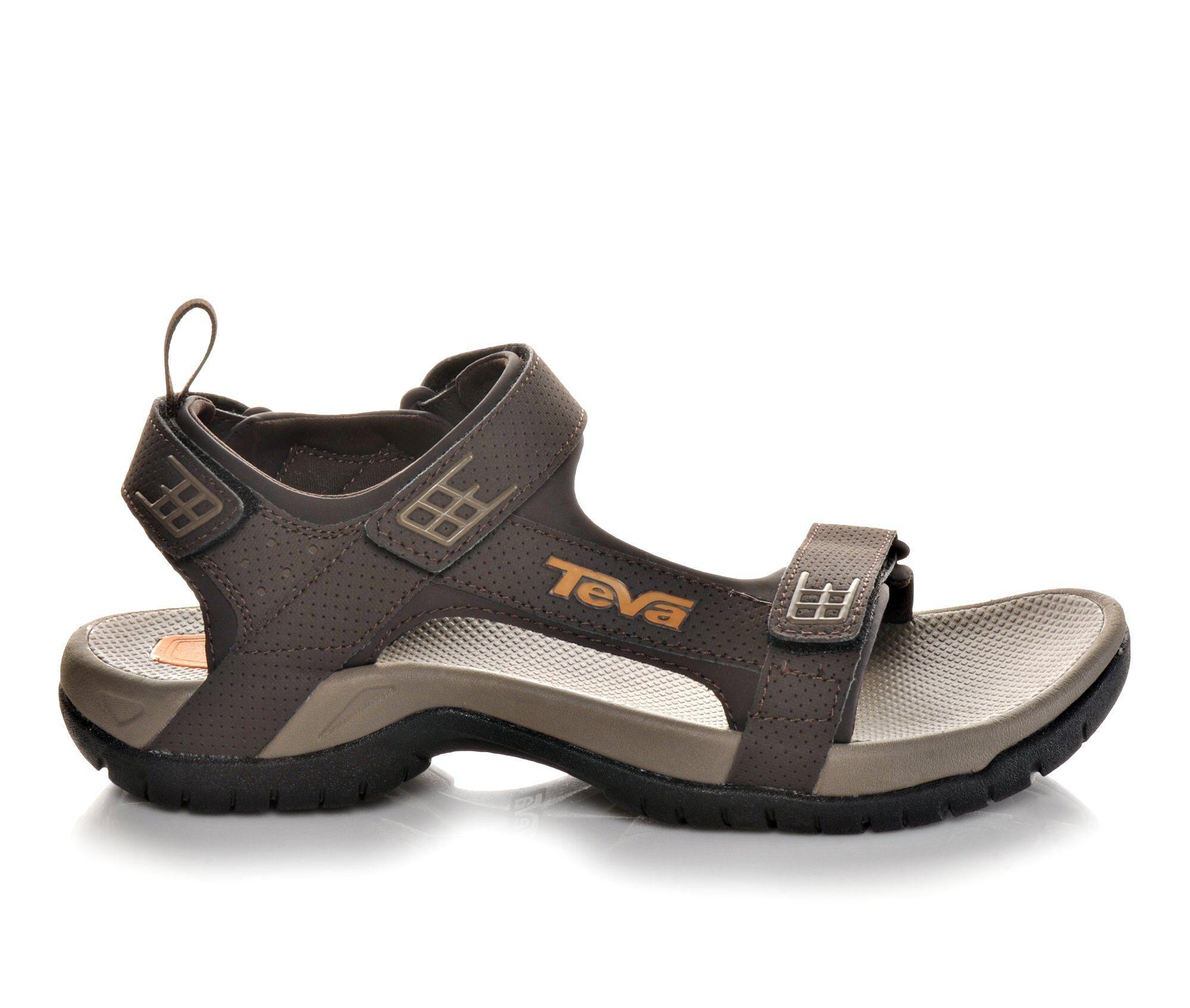 Men's Teva Minam Hiking Sandals Coffee