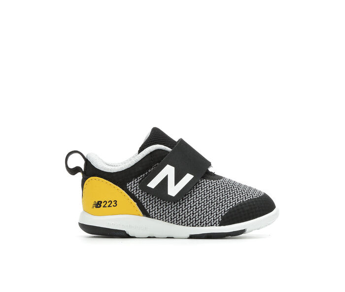 Boys' New Balance Infant & Toddler IO223BKY Running Shoes
