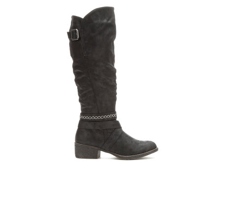 Women's Rampage Darling Wide Calf Riding Boots