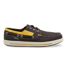 Men's Eastland Adventure MLB Pirates Boat Shoes