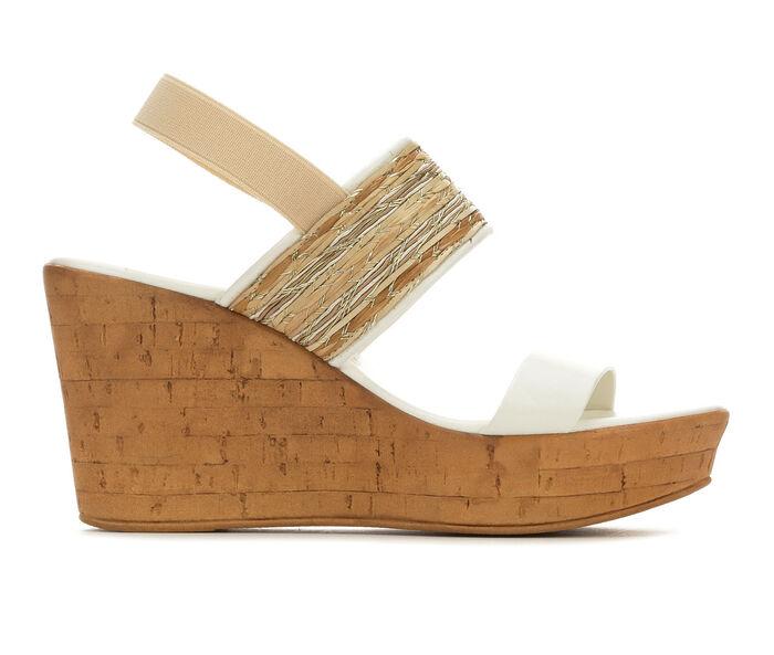 Women's Italian Shoemakers Fannie Wedges