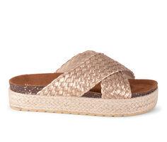 Women's Wanted Hampton Espadrille Flatform Sandals
