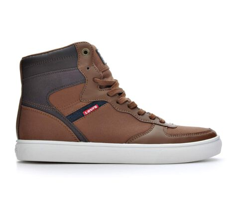 Men's Levis Jeffery Hi Pioneer Casual Shoes