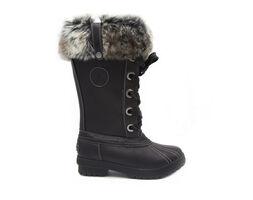 Women's London Fog Melton Duck Boots