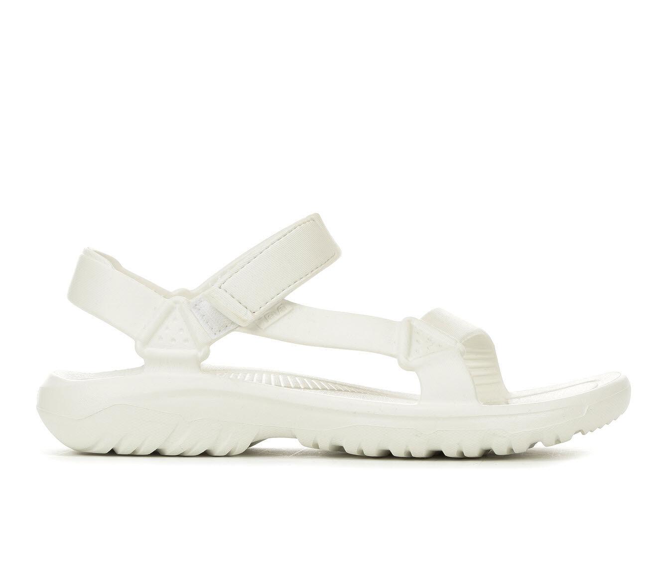 available Women's Teva Hurricane Drift Sandals White