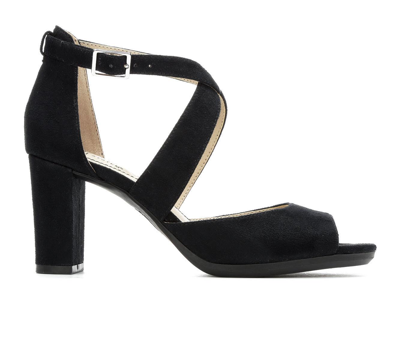 Women's LifeStride Allison Dress Sandals Black