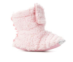 Capelli New York Toddler Dino Claw Sparkle Boot Slippers