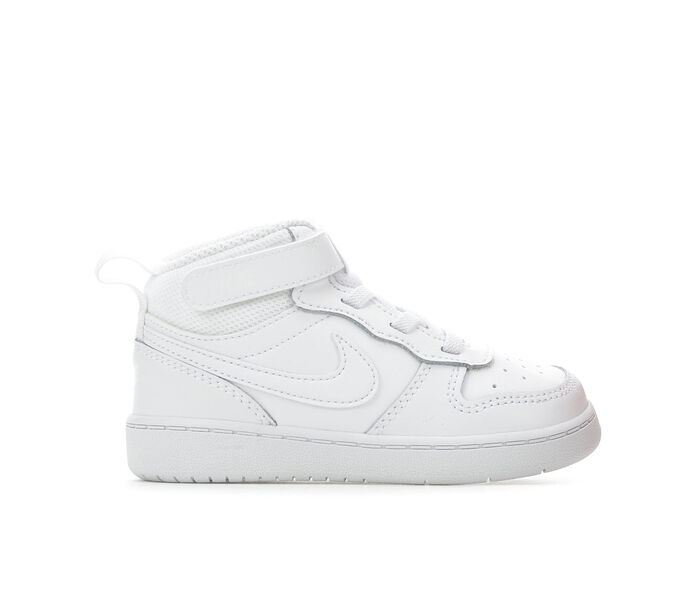 Boys' Nike Infant & Toddler Court Borough Mid 2 Sneakers