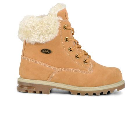 Boys' Lugz Empire Hi Fur 3.5-7 Boots