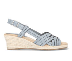 Women's Easy Street Ora Espadrille Wedge Sandals