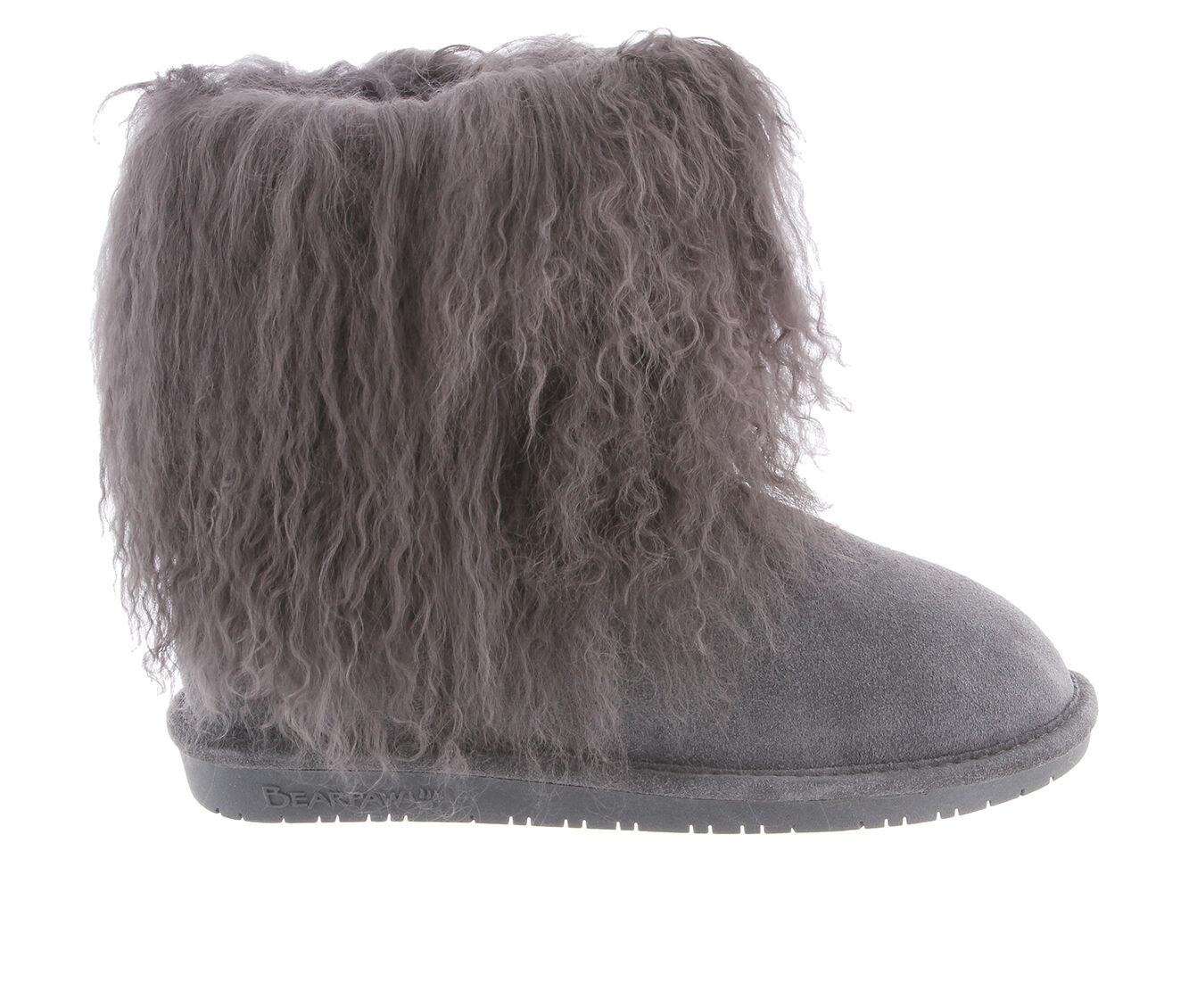 Women's Bearpaw Boo Boots Charcoal