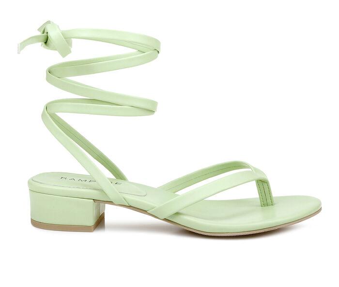 Women's Rampage Celia Tie-Up Dress Sandals