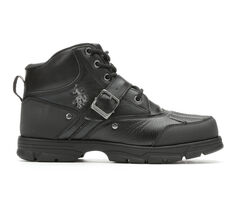 Men's US Polo Assn Kedge Lace-Up Boots