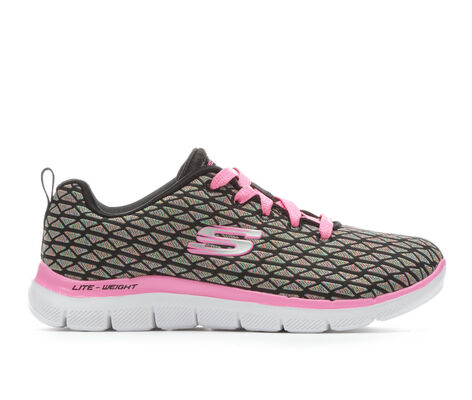 Girls' Skechers Skech Appeal 2.0- Happy Steps 10.5-6 Running Shoes