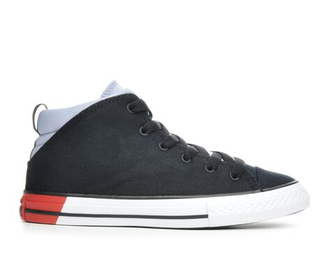 Boys' Converse Chuck Taylor All Star Mid Official Sneakers