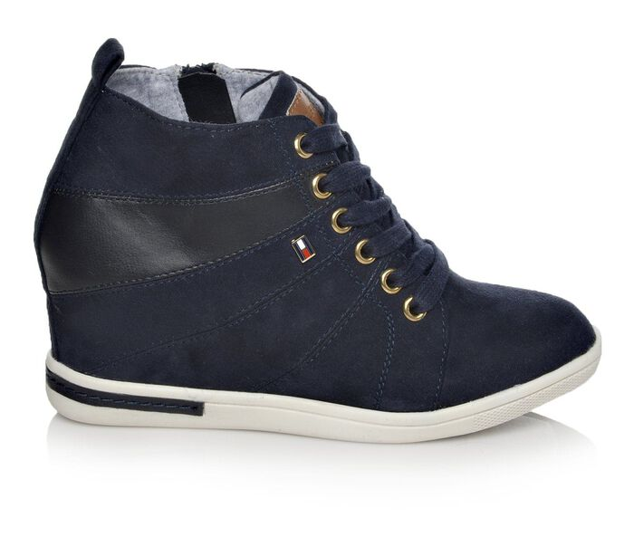 Girls' Tommy Hilfiger Kerry Ann Lace 13-5 Casual Shoes