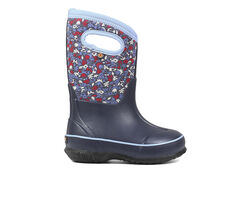 Girls' Bogs Footwear Toddler/Little Kid/Big Kid Classic Freckle Flower Boots