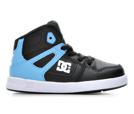 Boys' DC Infant Rebound UL Boys 5-10 Skate Shoes