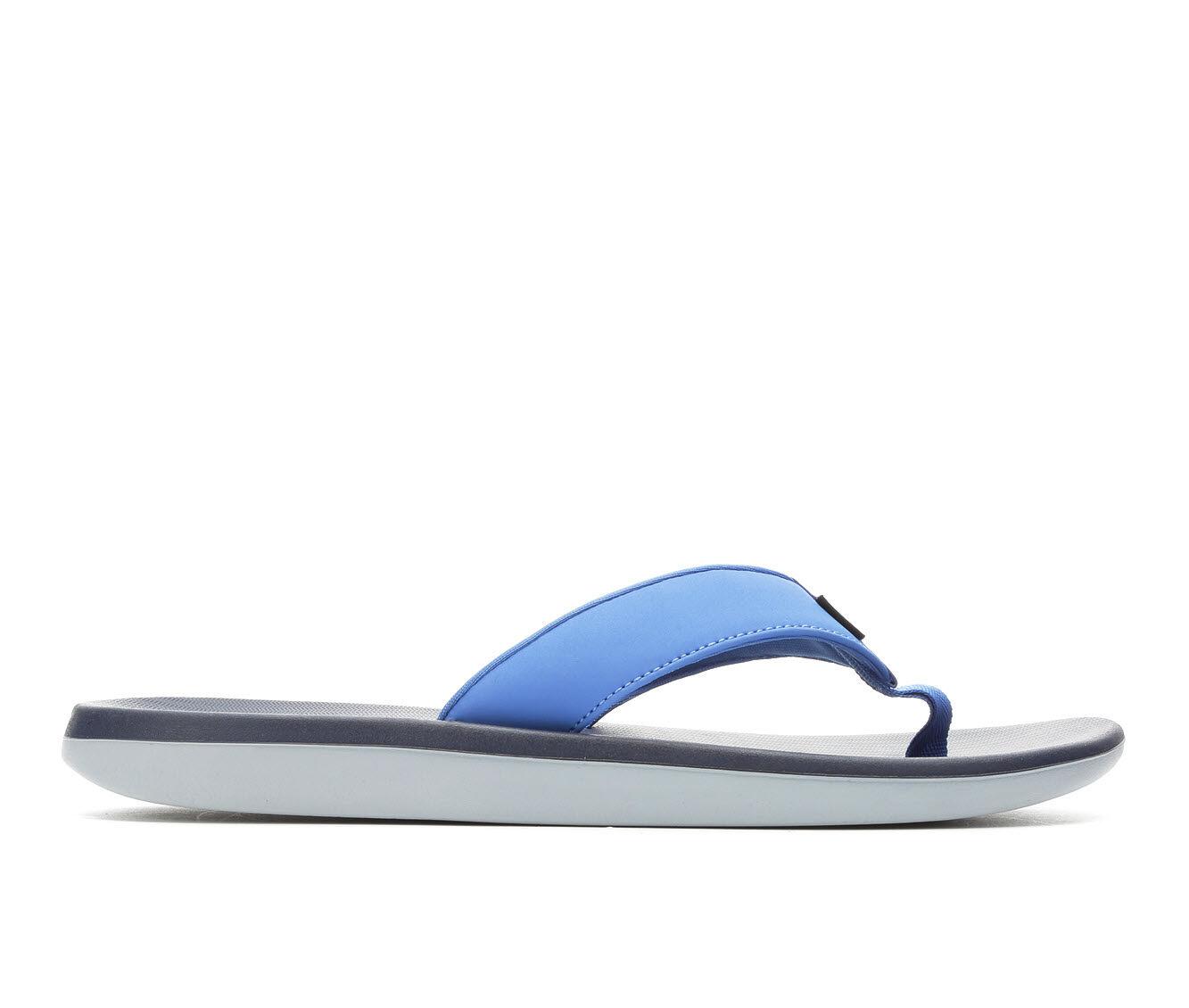 Men's Nike Kepa Kai Flip-Flops Blue/Wht/Navy