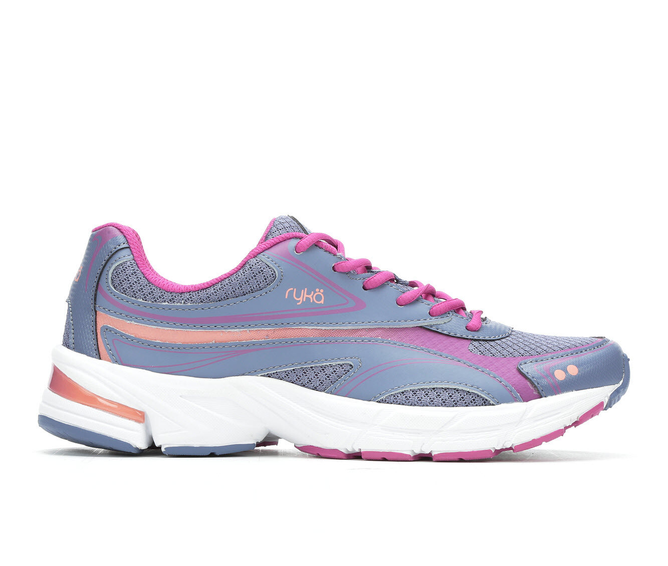 purchase cheapest Women's Ryka Infinite Running Shoes Tempest/Pnk/Wht