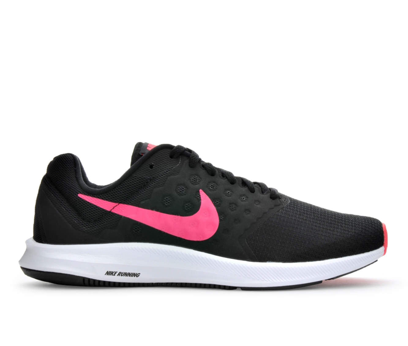 Best Buy Women's Nike Downshifter 7 Running Shoes Black/Pink/Wht