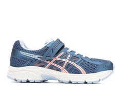 Girls' ASICS Little Kid Pre-Contend 4 Running Shoes