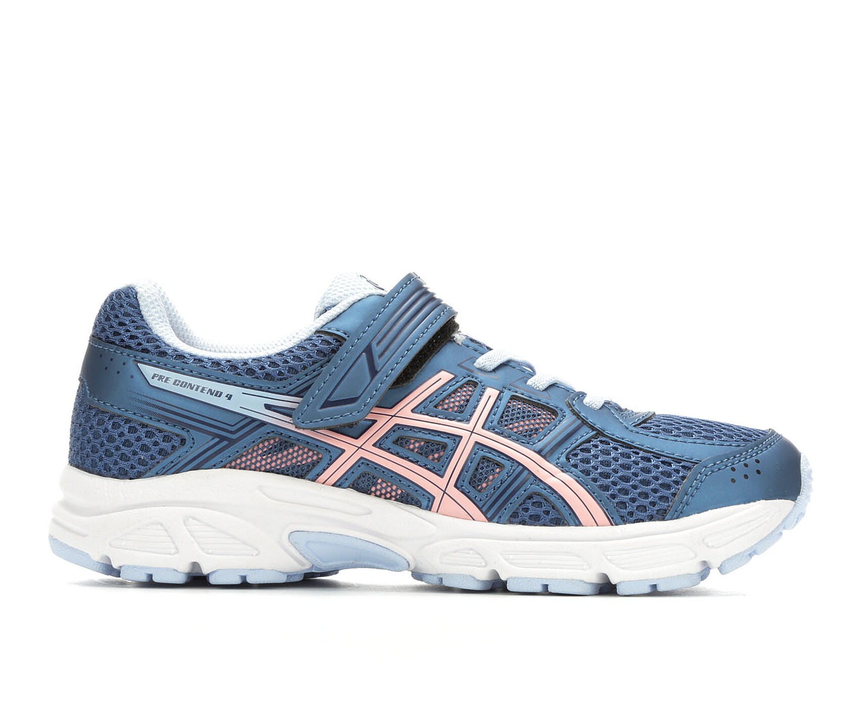 1fa622c4a8 Girls' ASICS Little Kid Pre-Contend 4 Running Shoes | Shoe Carnival