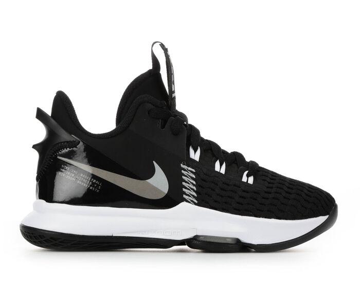 Boys' Nike Big Kid Lebron Witness V Basketball Shoes
