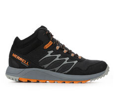 Men's Merrell Wildwood Mid Waterproof Hiking Boots