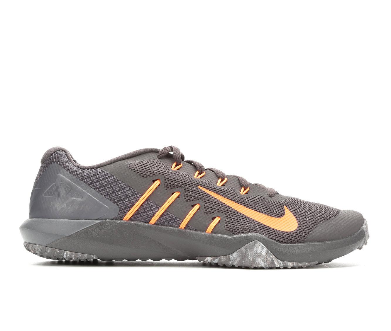 shop authentic new arrivals Men's Nike Retaliation Tr 2 Training Shoes Black/Orange